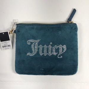 Juicy Couture Rhinestone Wristlet